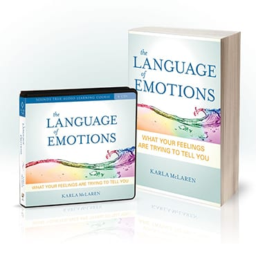 The Language of Emotions Reading Guide